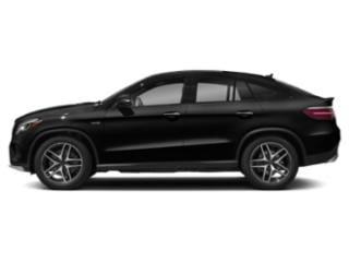 Obsidian Black Metallic 2019 Mercedes-Benz GLE Pictures GLE AMG GLE 43 4MATIC Coupe photos side view