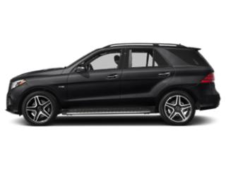 Black 2019 Mercedes-Benz GLE Pictures GLE AMG GLE 43 4MATIC SUV photos side view