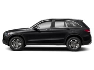 Black 2019 Mercedes-Benz GLC Pictures GLC GLC 300 4MATIC SUV photos side view