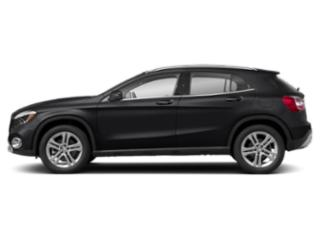 Night Black 2019 Mercedes-Benz GLA Pictures GLA GLA 250 SUV photos side view