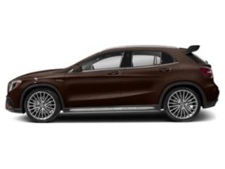 Cocoa Brown Metallic 2019 Mercedes-Benz GLA Pictures GLA AMG GLA 45 4MATIC SUV photos side view