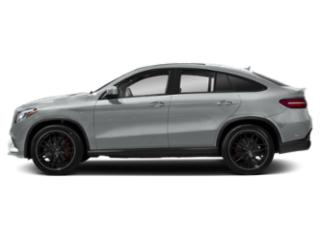 Iridium Silver Metallic 2019 Mercedes-Benz GLE Pictures GLE AMG GLE 63 S 4MATIC Coupe photos side view