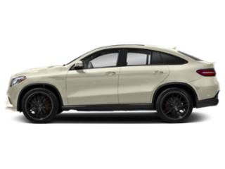 designo Diamond White Metallic 2019 Mercedes-Benz GLE Pictures GLE AMG GLE 63 S 4MATIC Coupe photos side view