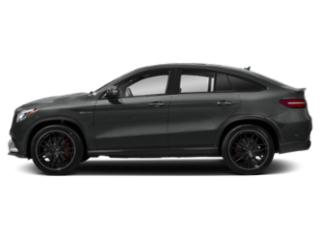 Selenite Grey Metallic 2019 Mercedes-Benz GLE Pictures GLE AMG GLE 63 S 4MATIC Coupe photos side view