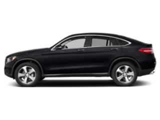 Black 2019 Mercedes-Benz GLC Pictures GLC GLC 300 4MATIC Coupe photos side view