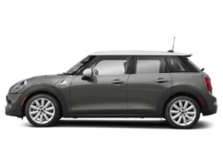 Moonwalk Grey Metallic 2019 MINI Hardtop 4 Door Pictures Hardtop 4 Door Cooper FWD photos side view