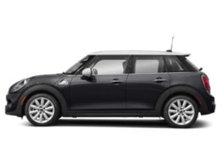 MINI Yours Lapisluxury Blue 2019 MINI Hardtop 4 Door Pictures Hardtop 4 Door Cooper FWD photos side view