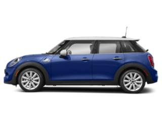 Starlight Blue Metallic 2019 MINI Hardtop 4 Door Pictures Hardtop 4 Door Cooper FWD photos side view