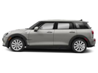 White Silver Metallic 2019 MINI Clubman Pictures Clubman Cooper S FWD photos side view