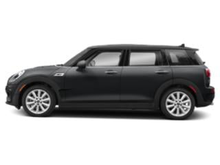 Thunder Gray Metallic 2019 MINI Clubman Pictures Clubman Cooper S FWD photos side view