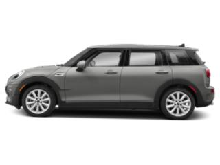 Moonwalk Gray Metallic 2019 MINI Clubman Pictures Clubman Cooper S FWD photos side view
