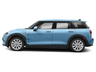 Digital Blue Metallic 2019 MINI Clubman Pictures Clubman Cooper S FWD photos side view