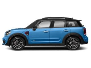 Island Blue Metallic 2019 MINI Countryman Pictures Countryman John Cooper Works ALL4 photos side view