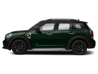 British Racing Green Metallic 2019 MINI Countryman Pictures Countryman Cooper S E ALL4 photos side view