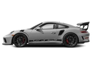 GT Silver Metallic 2019 Porsche 911 Pictures 911 GT3 RS Coupe photos side view