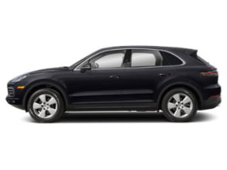 Purpurite Metallic 2019 Porsche Cayenne Pictures Cayenne AWD photos side view