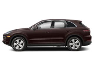 Mahogany Metallic 2019 Porsche Cayenne Pictures Cayenne AWD photos side view