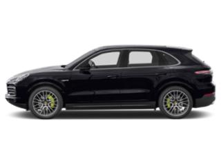 Purpurite Metallic 2019 Porsche Cayenne Pictures Cayenne E-Hybrid AWD photos side view