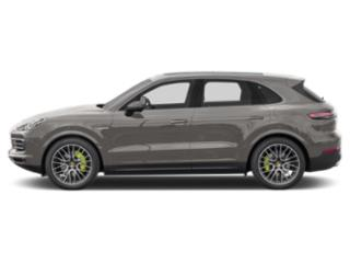 Palladium Metallic 2019 Porsche Cayenne Pictures Cayenne E-Hybrid AWD photos side view