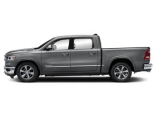 Billet Silver Metallic Clearcoat 2019 Ram Truck 1500 Pictures 1500 Limited 4x4 Crew Cab 5'7 Box photos side view