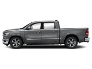 Billet Silver Metallic Clearcoat 2019 Ram Truck 1500 Pictures 1500 Limited 4x4 Crew Cab 6'4 Box photos side view