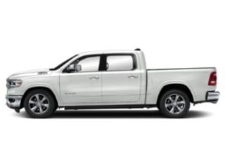 Ivory White Tri-Coat Pearlcoat 2019 Ram Truck 1500 Pictures 1500 Limited 4x4 Crew Cab 5'7 Box photos side view