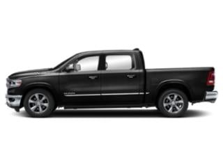 Diamond Black Crystal Pearlcoat 2019 Ram Truck 1500 Pictures 1500 Limited 4x4 Crew Cab 6'4 Box photos side view