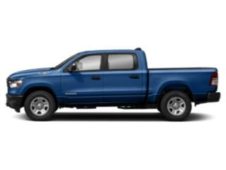 Blue Streak Pearlcoat 2019 Ram Truck 1500 Pictures 1500 Tradesman 4x2 Crew Cab 5'7 Box photos side view