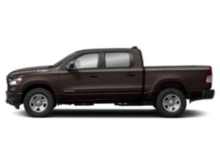 Rugged Brown Pearlcoat 2019 Ram Truck 1500 Pictures 1500 Tradesman 4x2 Crew Cab 5'7 Box photos side view