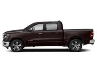 Rugged Brown Pearlcoat 2019 Ram Truck 1500 Pictures 1500 Laramie 4x2 Crew Cab 5'7 Box photos side view