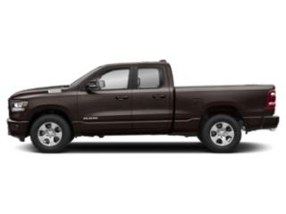 Rugged Brown Pearlcoat 2019 Ram Truck 1500 Pictures 1500 Tradesman 4x4 Quad Cab 6'4 Box photos side view