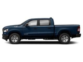 Patriot Blue Pearlcoat 2019 Ram Truck 1500 Pictures 1500 Longhorn 4x4 Crew Cab 5'7 Box photos side view
