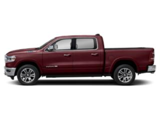 Delmonico Red Pearlcoat 2019 Ram Truck 1500 Pictures 1500 Longhorn 4x4 Crew Cab 5'7 Box photos side view