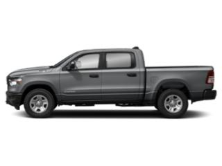 Billet Silver Metallic Clearcoat 2019 Ram Truck 1500 Pictures 1500 Longhorn 4x2 Crew Cab 6'4 Box photos side view
