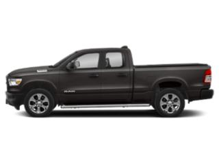 Granite Crystal Metallic Clearcoat 2019 Ram Truck 1500 Pictures 1500 Tradesman 4x4 Quad Cab 6'4 Box photos side view