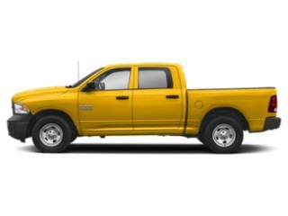 Yellow 2019 Ram Truck 1500 Classic Pictures 1500 Classic Express 4x4 Crew Cab 5'7 Box photos side view