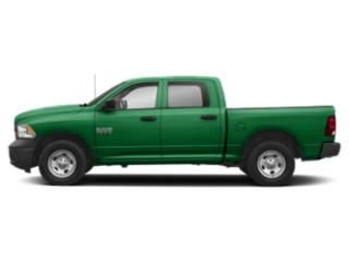 Bright Green 2019 Ram Truck 1500 Classic Pictures 1500 Classic Tradesman 4x4 Crew Cab 6'4 Box photos side view
