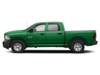 Bright Green 2019 Ram Truck 1500 Classic Pictures 1500 Classic Express 4x4 Crew Cab 5'7 Box photos side view