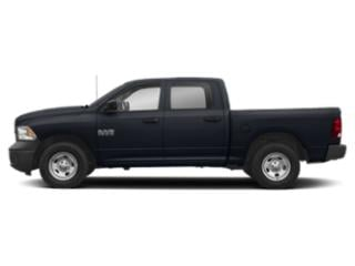 Midnight Blue Pearlcoat 2019 Ram Truck 1500 Classic Pictures 1500 Classic Tradesman 4x4 Crew Cab 6'4 Box photos side view