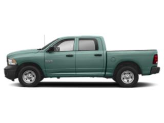 Light Green 2019 Ram Truck 1500 Classic Pictures 1500 Classic Express 4x4 Crew Cab 5'7 Box photos side view