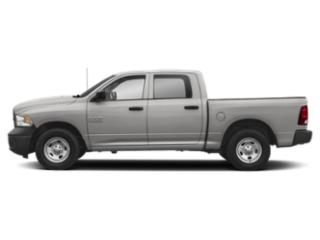 Bright Silver Metallic Clearcoat 2019 Ram Truck 1500 Classic Pictures 1500 Classic Express 4x4 Crew Cab 5'7 Box photos side view