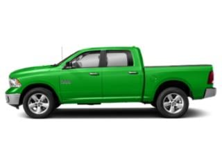 Hills Green 2019 Ram Truck 1500 Classic Pictures 1500 Classic SLT 4x2 Crew Cab 6'4 Box photos side view