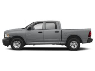 Billet Silver Metallic Clearcoat 2019 Ram Truck 1500 Classic Pictures 1500 Classic Express 4x4 Crew Cab 5'7 Box photos side view