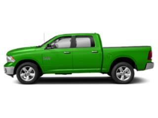 Hills Green 2019 Ram Truck 1500 Classic Pictures 1500 Classic SLT 4x2 Crew Cab 5'7 Box photos side view