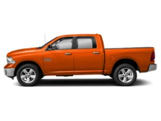 Omaha Orange 2019 Ram Truck 1500 Classic Pictures 1500 Classic Big Horn 4x2 Crew Cab 5'7 Box photos side view