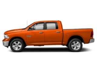 Omaha Orange 2019 Ram Truck 1500 Classic Pictures 1500 Classic SLT 4x2 Crew Cab 5'7 Box photos side view