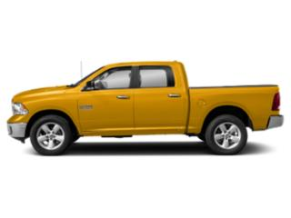 Construction Yellow 2019 Ram Truck 1500 Classic Pictures 1500 Classic Lone Star 4x4 Crew Cab 6'4 Box photos side view