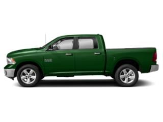 Tree Green 2019 Ram Truck 1500 Classic Pictures 1500 Classic SLT 4x2 Crew Cab 5'7 Box photos side view