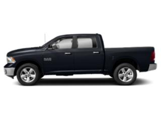 Midnight Blue Pearlcoat 2019 Ram Truck 1500 Classic Pictures 1500 Classic Big Horn 4x2 Crew Cab 5'7 Box photos side view