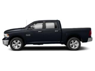 Midnight Blue Pearlcoat 2019 Ram Truck 1500 Classic Pictures 1500 Classic Lone Star 4x4 Crew Cab 6'4 Box photos side view